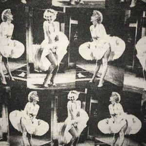 Marilyn Monroe Tops - Vintage Marilyn Monroe Retro Collage T